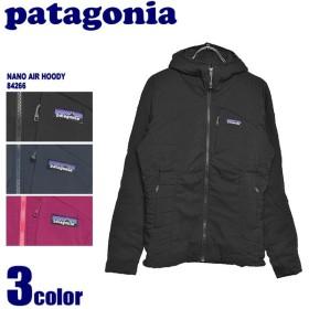 パタゴニア PATAGONIA ジャケット ナノエア フーディ レディース
