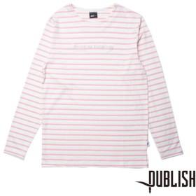 【PUBLISH BRAND/パブリッシュブランド】DEVYN カットソー / PINK