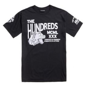 【THE HUNDREDS/ザ・ハンドレッツ】FUNNY MONEY T-SHIRT / BLACK