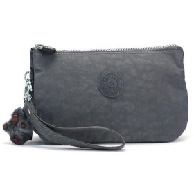 キプリング kipling ポーチ バッグ K15156 CREATIVITY XL DUSTY GREY GY