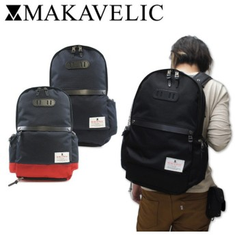 MAKAVELIC マキャベリック TRUCKS RAINPROOF BACKPACK LARGE 3106-10110