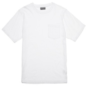 【THE HUNDREDS/ザ・ハンドレッツ】PERFECT POCKET T-SHIRT / WHITE