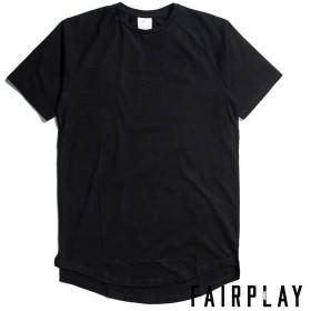 【FAIRPLAY BRAND/フェアプレイブランド】VENICE カットソー / BLACK