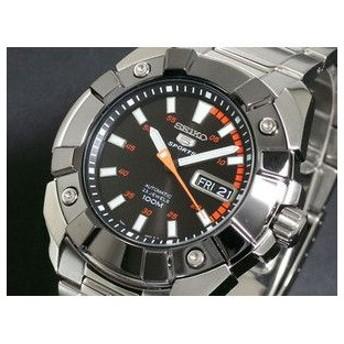 セイコー5 SEIKO ファイブ スポーツ 腕時計 自動巻き SNZG23K1