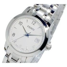 フェンディ fendi クラシコ classico クォーツ レディース 腕時計 f215240
