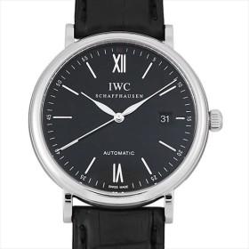 48回払いまで無金利 IWC ポートフィノ IW356502 中古 メンズ 腕時計