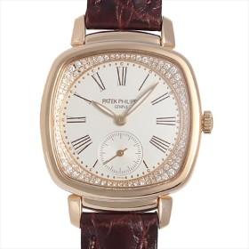 48回払いまで無金利 パテックフィリップ ゴンドーロ 7041R-001 中古 レディース 腕時計