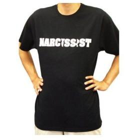 パロディ メンズTシャツ ナルシストM
