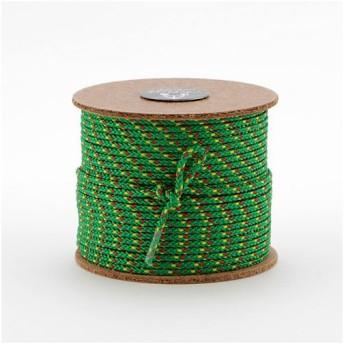 高木綱業 ストラップロープ 緑/3mm×50m 緑