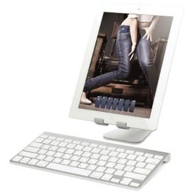 elago エラゴ P2 タブレット スタンド for Apple iPad 【 シルバー 】  EL-P2-SL