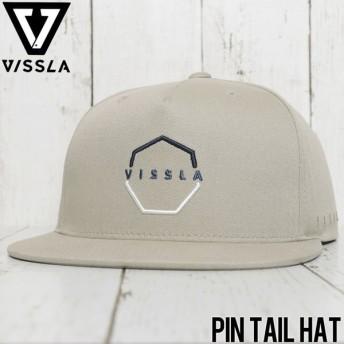 VISSLA ヴィスラ PIN TAIL HAT SNAPBACK CAP スナップバックキャップ MAHTGPIN KHA