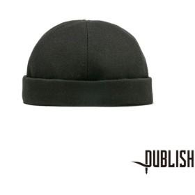 【PUBLISH BRAND/パブリッシュブランド】ADDISU ロールキャップ / BLACK