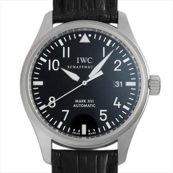 48回払いまで無金利 IWC マーク16 マークXVI IW325501 中古 メンズ 腕時計 キャッシュレス5%還元