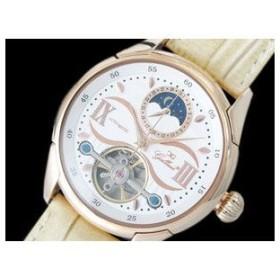 GALLUCCI ガルーチ 腕時計 サン&ムーン WT23388AU-RGWH