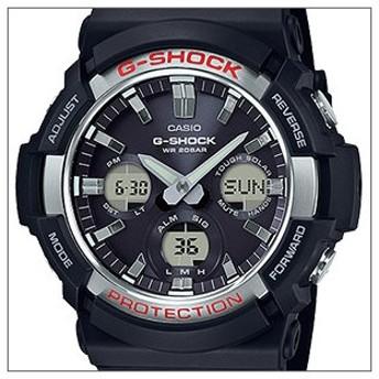 海外CASIO 海外カシオ 腕時計 GAS-100-1A メンズ G-SHOCK ジーショック タフソーラー