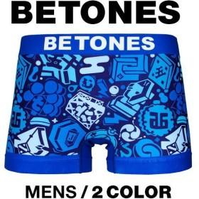 (ビトーンズ)BETONES Mens MATOI 立体成型ボクサーパンツ