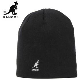 カンゴール ニット帽 帽子 ニットキャップ KANGOL ブラック