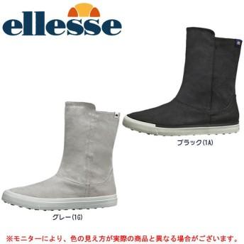 Ellesse(エレッセ)バルカナイズ ウィンターブーツ(VCU500W)ウォーキングシューズ レディース