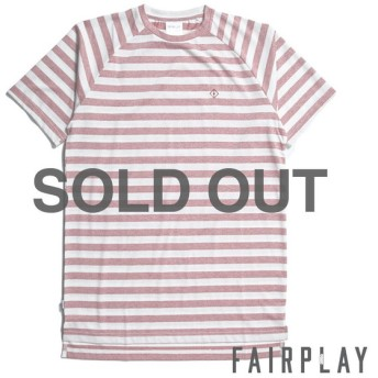 【FAIRPLAY BRAND/フェアプレイブランド】SAILOR カットソー / RED