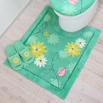 トイレマット ロング カピスクール ( トイレ マット おしゃれ )