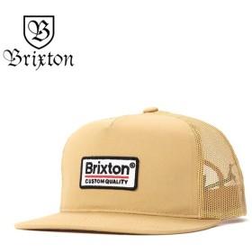 ブリクストン メッシュキャップ 帽子 PALMER コッパー [返品・交換対象外]