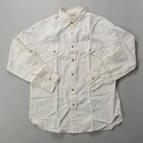 J.CREW / ジェイクルー / ウォレス&バーンズ マキンアイランドチノワークシャツ / ボーンホワイト