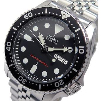 セイコー SEIKO ダイバー 腕時計 自動巻き ブラックボーイ SKX007K2
