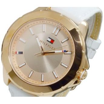 トミー ヒルフィガー tommy hilfiger クオーツ レディース 腕時計 1781432