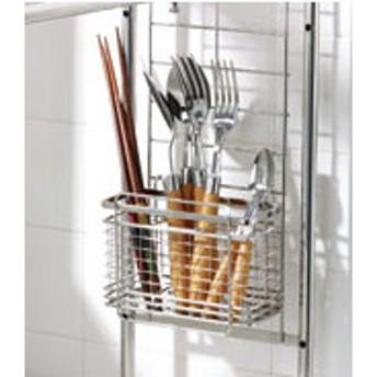 ■在庫限り・入荷なし■ファビエ フック式箸スタンド( キッチン 収納 ステンレス ラック )