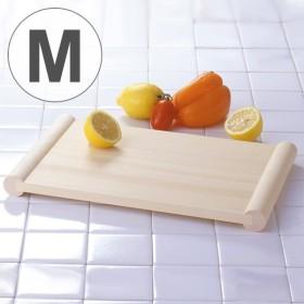 まな板 ひのき 清潔・浮かせ両面まな板 中 天然木 日本製 ( まないた ひのき 木製 )