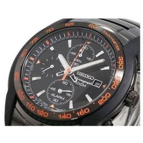 セイコー SEIKO 腕時計 クロノグラフ アラーム SNAB97P1