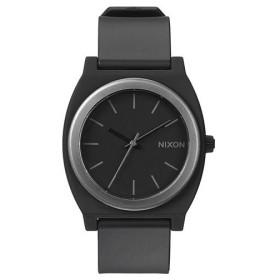 NIXON ニクソン TIME TELLER ニクソン タイムテラー アナログ クォーツ ブラック A119-1308 メンズ 腕時計