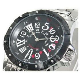 キースバリー KEITH VALLER 腕時計 ジャンピングアワー 自動巻きAC01M-BK