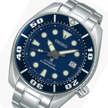 セイコー プロスペックス 自動巻き メンズ 腕時計 SBDC033 ブルー 国内正規