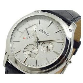 セイコー SEIKO インターナショナルコレクション 腕時計 メンズ SCJD001 ブラック