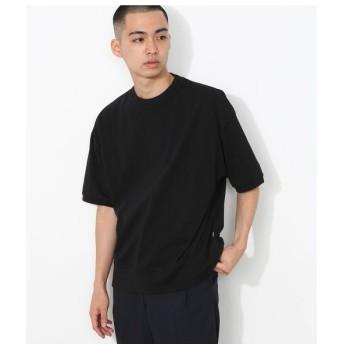 ADAM ET ROPE' / アダム エ ロペ アメリカンコットン スウェット半袖Tシャツ