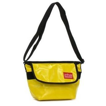 マンハッタンポーテージ manhattan portage ショルダーバッグ 1603-vl vinyl new york messenger bag yellow
