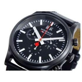 モンディーン MONDAINE クロノグラフ 腕時計 メンズ A690.30308.64SBB