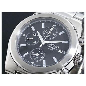 セイコー SEIKO 腕時計 クロノグラフ アラーム SNA367P1