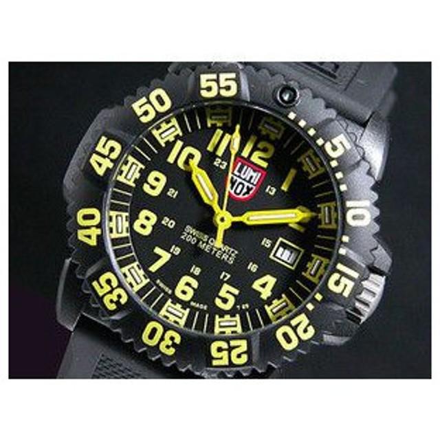 ルミノックス LUMINOX ネイビーシールズ 腕時計 3055