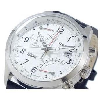 タイメックス TIMEX インテリジェントクオーツ レーシングフライバック メンズ 腕時計 T2N701