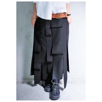常に想像を超える先端で。デザインモードスカート・再再販。メール便不可