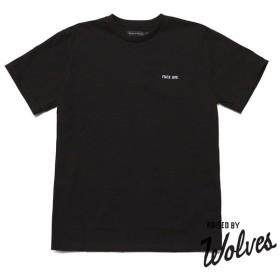 【RAISED BY WOLVES/レイズドバイウルブス】FUCK OFF. T-SHIRT Tシャツ / BLK