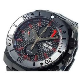 エドックス EDOX 自動巻き クラスワン クロノオフショア ビッグデイト 腕時計  0111537N