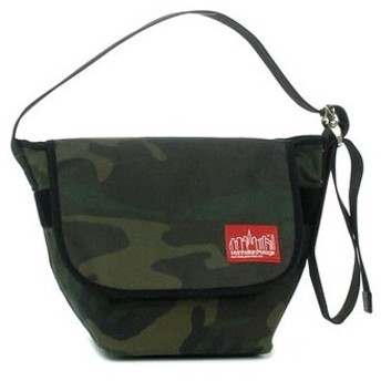 マンハッタンポーテージ manhattan portage ショルダーバッグ 1605v-wp wax vintage messenger bag camo