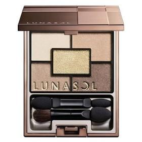 【ゆうパケット送料無料】ルナソル LUNASOL スパークリングアイズ #01 Gold Sparkling 5.6g カネボウ