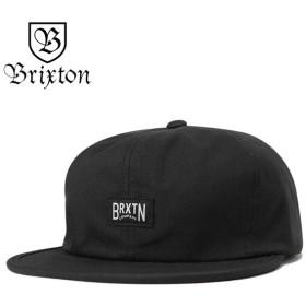 ブリクストン キャップ 帽子 BRIXTON ブラック