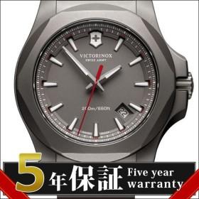 【レビューを書いて5年延長保証】VICTORINOX SWISS ARMY ビクトリノックス スイスアーミー 腕時計 241757 メンズ I.N.O.X. TITANIUM イノックス チタニウム