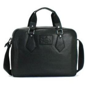 ヴィヴィアン ウエストウッド vivienne westwood ハンドバッグ man leather 13231 single compartment black bk