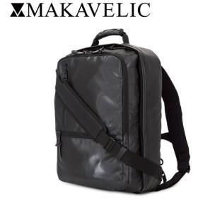 マキャベリック MAKAVELIC リュック 3107-10113 MONARCA CP710  3WAY ブリーフケース ショルダーバッグ ビジネスリュック メンズ [PO10]